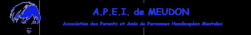 Site de l'APEI de Meudon Logo