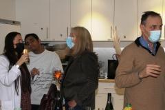 Asma, Mario, un résident, Mme Maryline CHERON et M LAPLANE